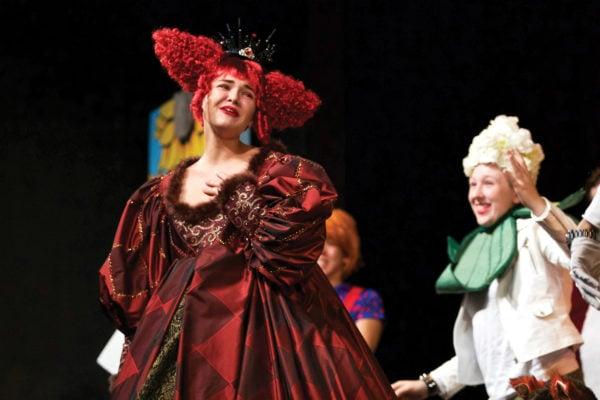 GPAC, Alice in Wonderland