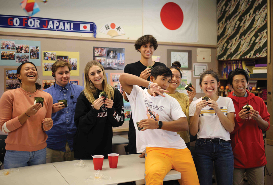 Japanese Culture Club at HPA