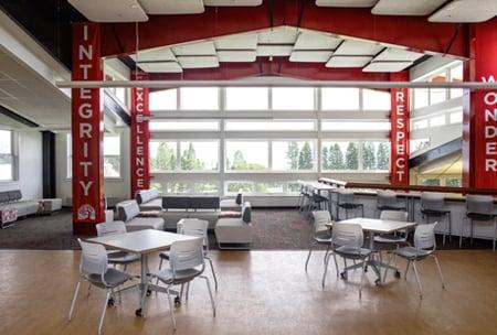 Ko Kākou Hale, upper school campus at HPA