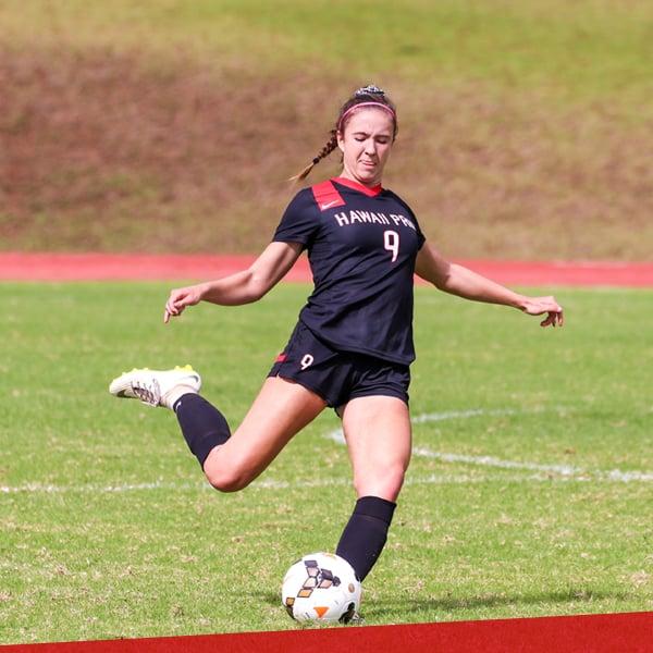 Girls soccer, upper school at HPA