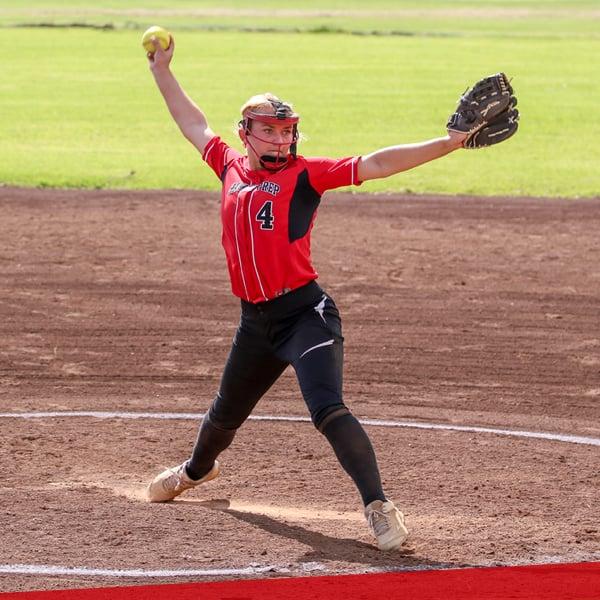 Softball, upper school at HPA