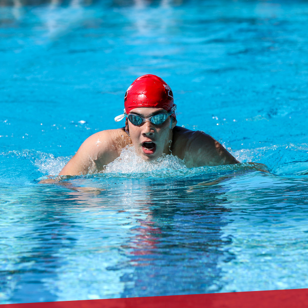 Girls/Boys swimming & diving, upper school at HPA