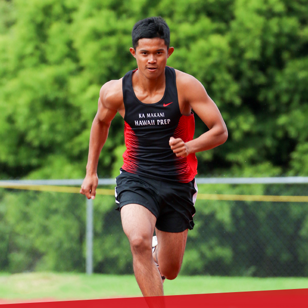 Girls/Boys track and field, upper school at HPA