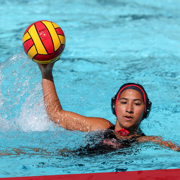Girls water polo, upper school at HPA