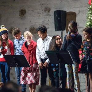 Lower School holiday concert, Davies Chapel
