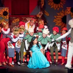 Alice: A Wonderland Musical, Upper School,