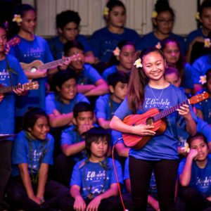 'Ukelele Festival, Middle School