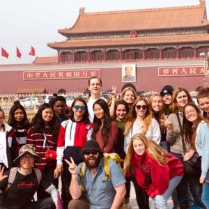 The Forbidden City, China, 2019