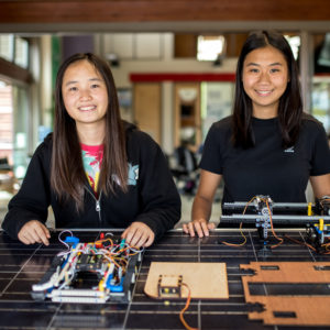 Upper school Capstone & Projects