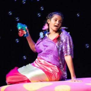 The Caterpillar, Alice: A Wonderland Musical, Upper School