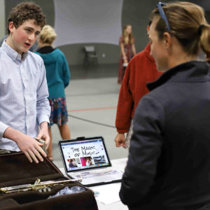 Middle school Capstone & Projects