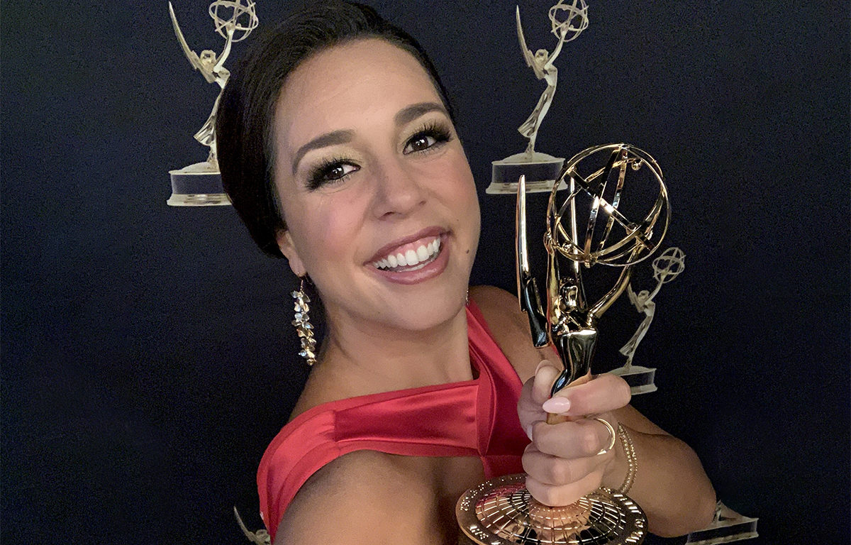 Mileka Lincoln '02 wins Emmy