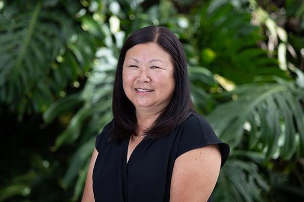 Julie Kojima, systems coordinator