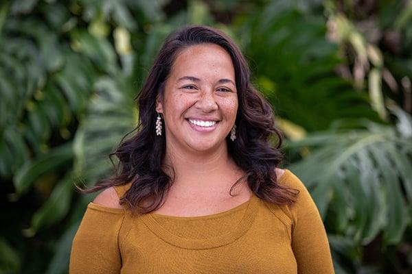 Sheri Salmon '03, advancement support specialist: donor stewardship