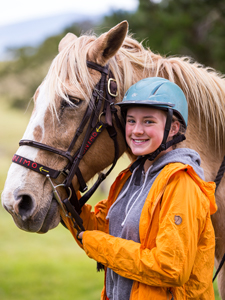 Equestrian program upper school at HPA