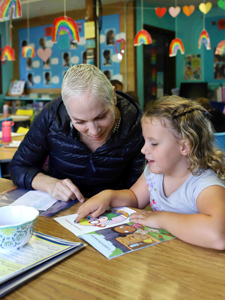 Growth & support lower school