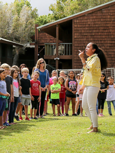 Hawaiian Studies lower school