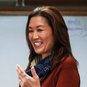 Rika Inaba, Japanese teacher, HPA, modern languages