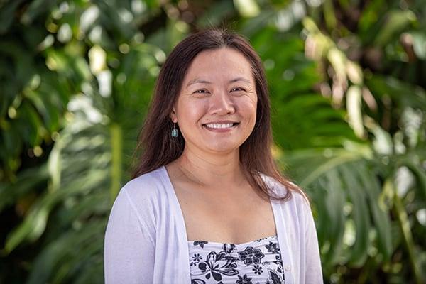 Hui-Chun O'Leary, admission office coordinator