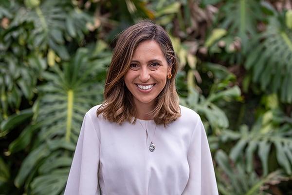 Maria Mora, international admissions