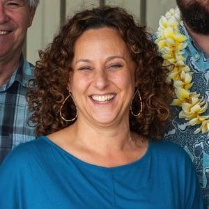 Kim Honda, HPA middle school social studies teacher