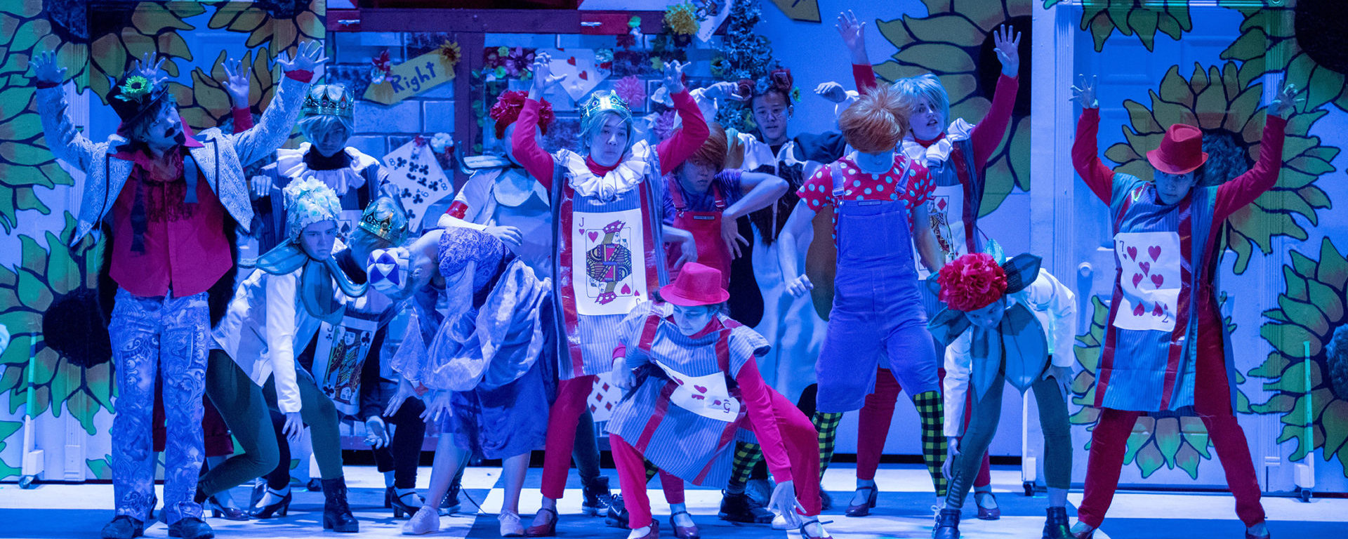 Alice: A Wonderful Musical at HPA