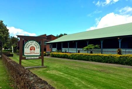 Village campus Isaacs Art Center