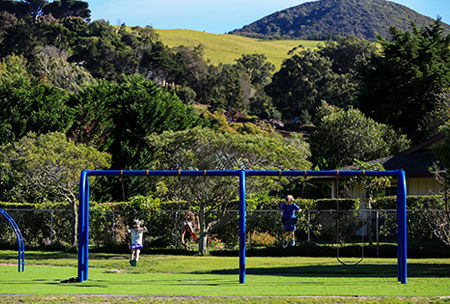 Village campus Playground and Fields