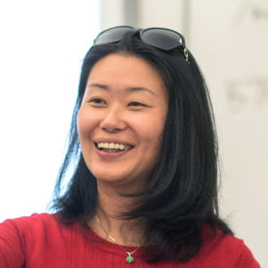 Jing Lei, Upper School modern language teacher