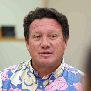 Patrick O'Leary, Upper School photography teacher